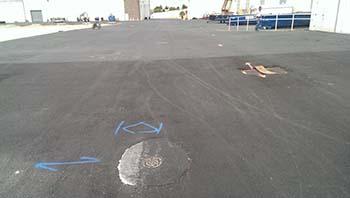 Ground Penetrating Radar Scan Performed To Locate Underground Utilities – Nevada