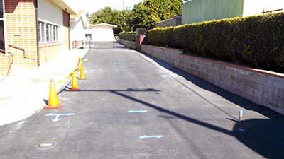 Ground Penetrating Radar Scan Performed – Ventura, California
