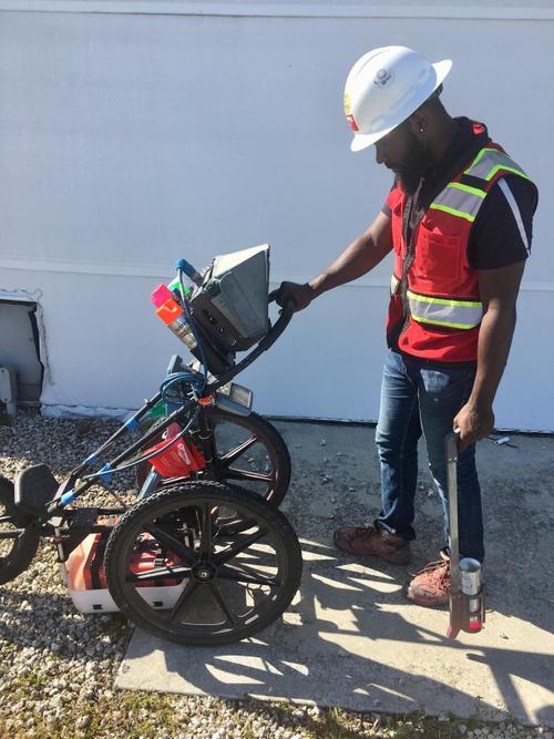 GPRS Investigates Mall Prior To Renovation – Miami, Florida