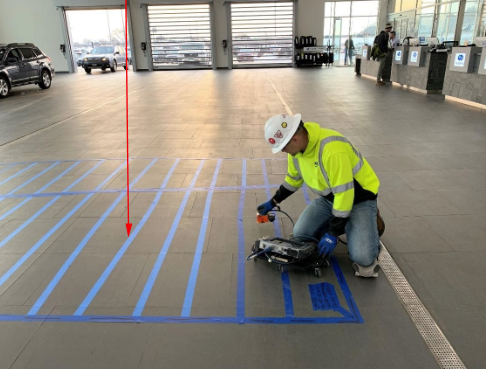 Concrete Scanning At Logan International Airport - Boston, MA