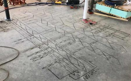 GPRS Concrete Scanning in Cincinnati Ohio