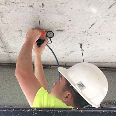 Concrete Scanning GPRS