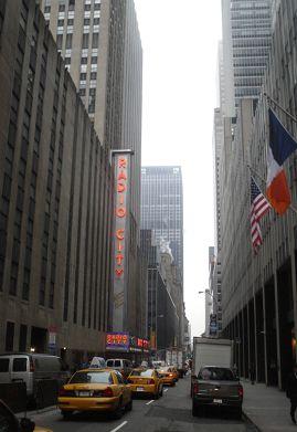 GPRS Locates Conduits in Concrete Slab at Rockefeller Plaza - New York City