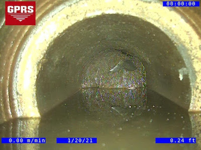 sanitary sewer inspection