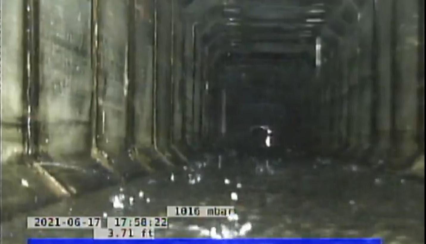 video pipe and sewer line inspection