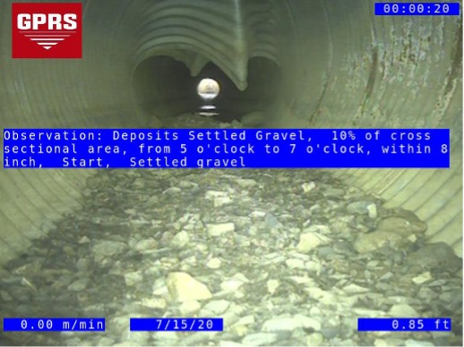 CCTV Video Pipe Inspection