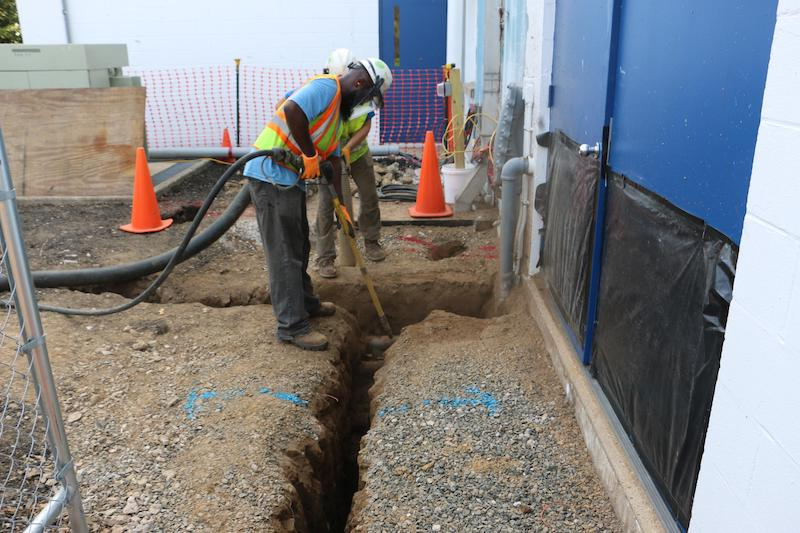 vacuum excavation 1