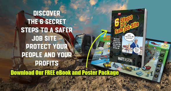 6 Steps to a Safe Job Site - Download our eBook