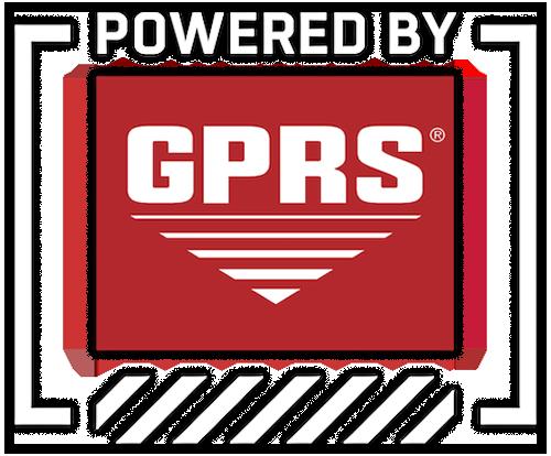 powered by gprs logo
