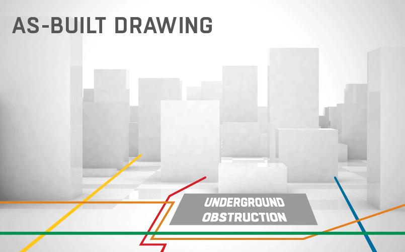 as-built drawing