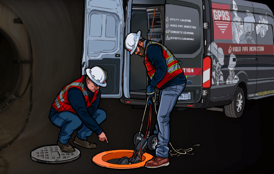 Video Sewer Inspections