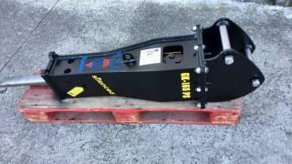 GK-165 S - hydraulic breaker
