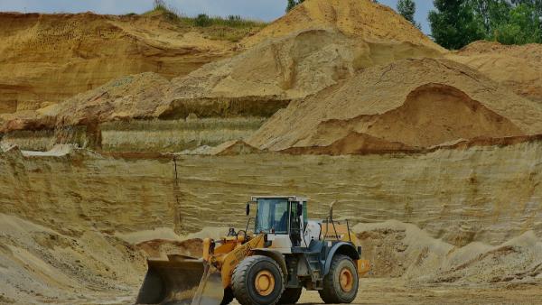 mining works