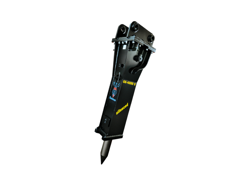 GK-4000 S - hydraulic breaker