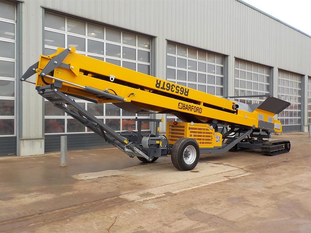 Barford R6536TR Conveyor