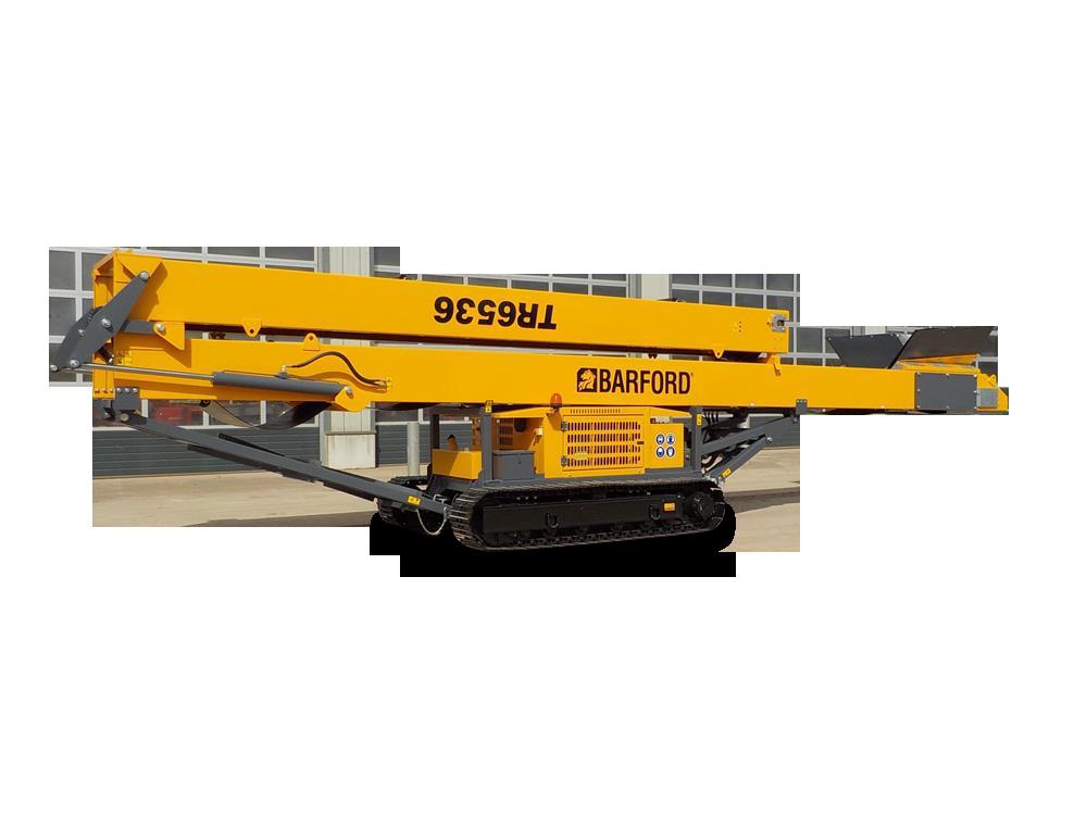 65' Tracked Conveyor