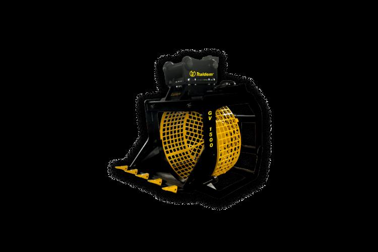 Italdem GV-1500 Screen Bucket