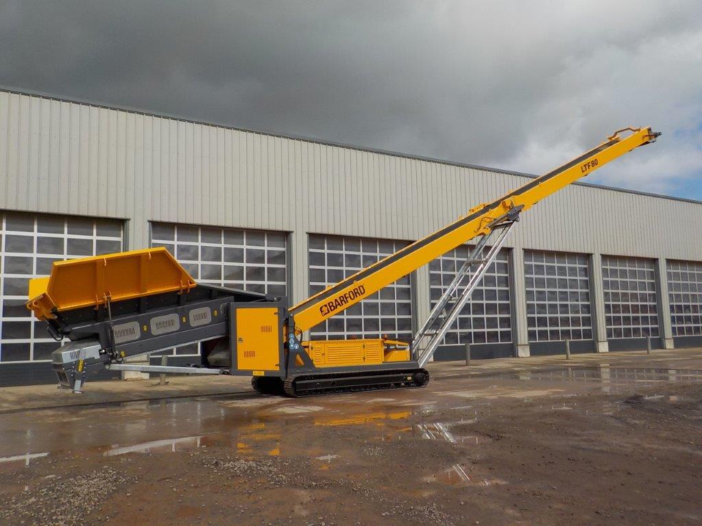 Barford LTF80 Conveyor