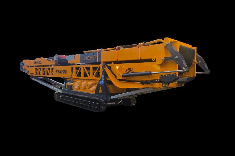 100' Tracked Conveyor