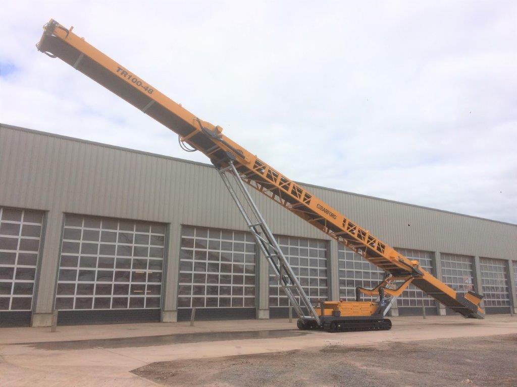 Barford TR100-48 Conveyor