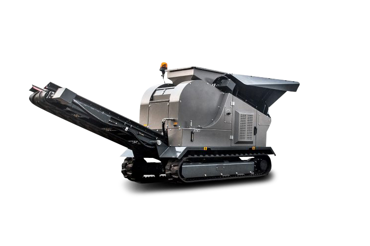 Compact Tracked Crusher