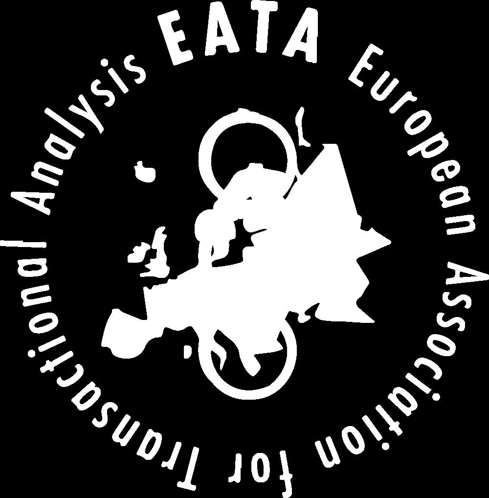 EATA Logo in weiß.