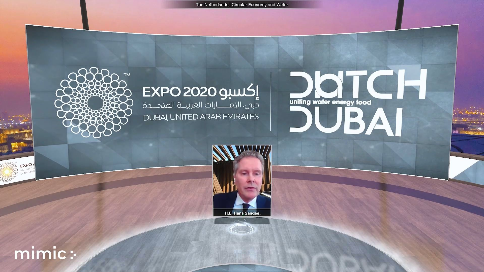 expo 2020 urban and rural development week virtual event live feed from speaker