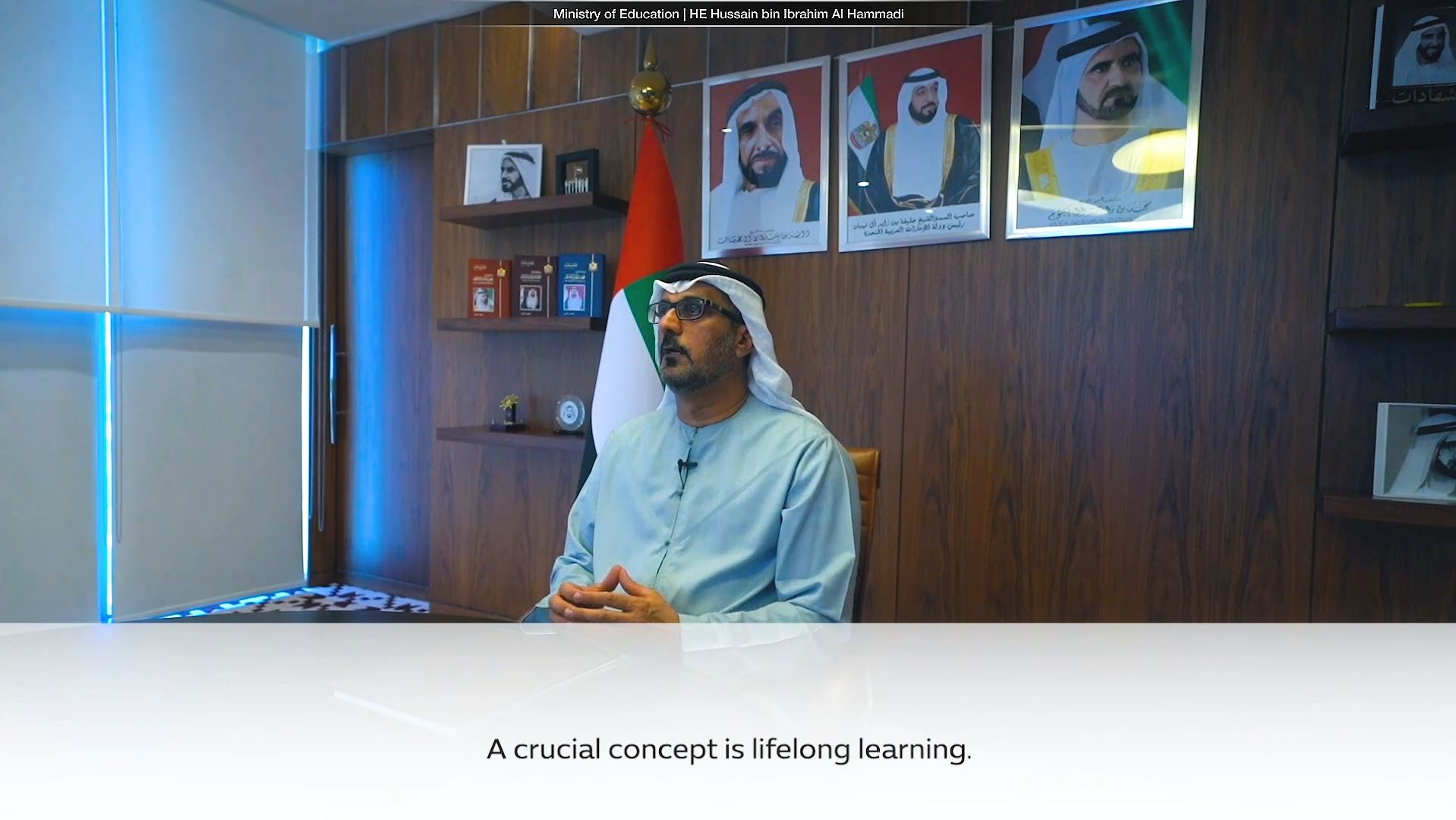 expo 2020 knowledge and learning week virtual event live feed speaker