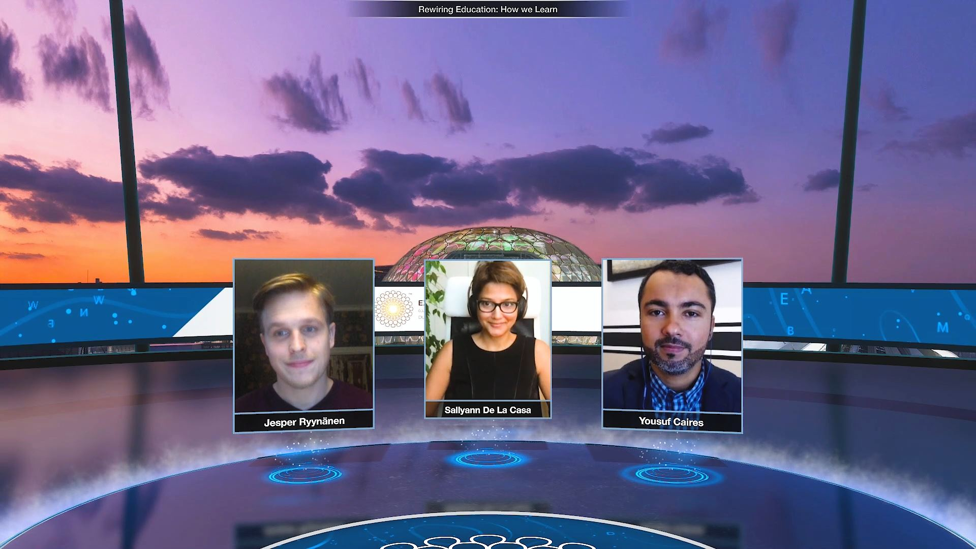 expo 2020 knowledge and learning week virtual event panel discussion