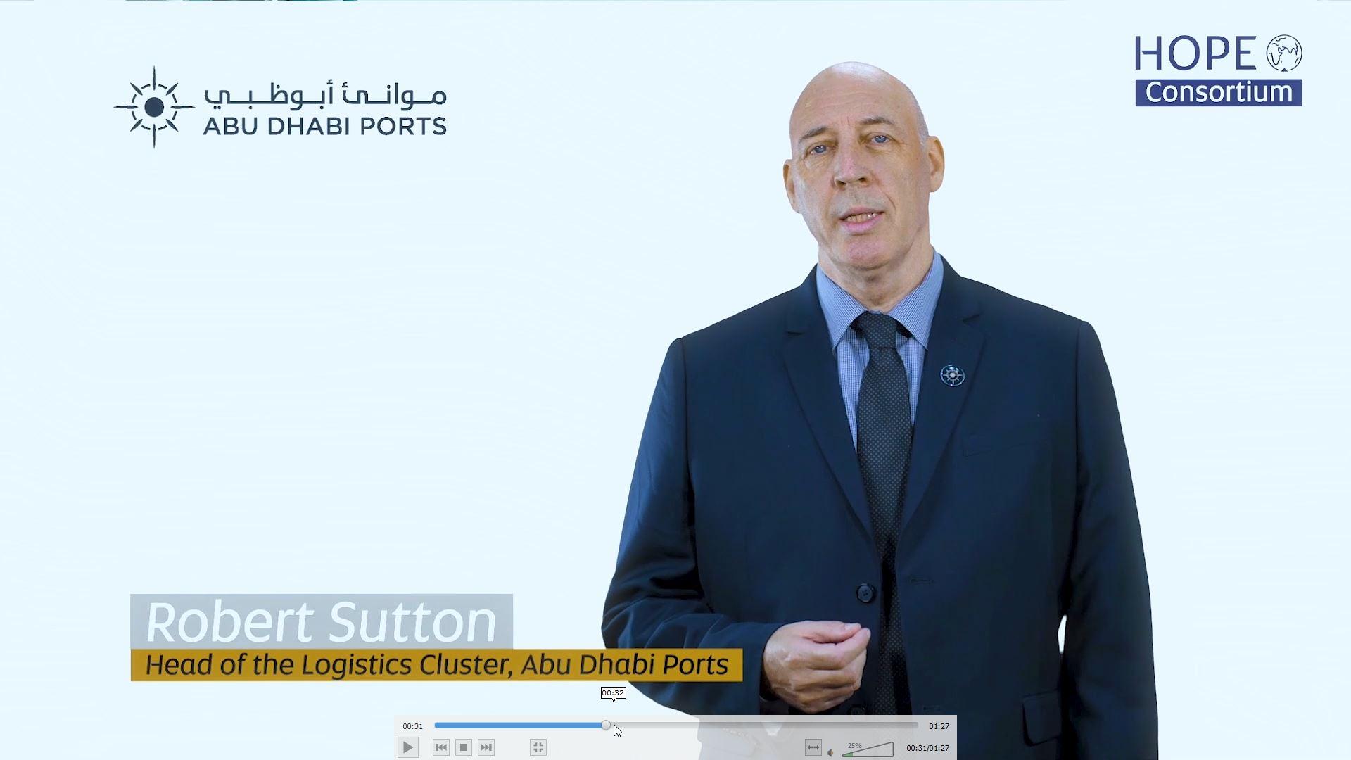 hope consortium world immunization and logistics summit virtual exhibition guest speaker