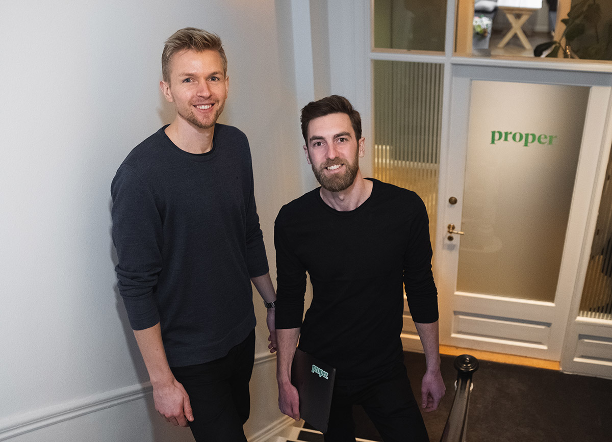 Proper Closes a $4.6 Million Seed Round