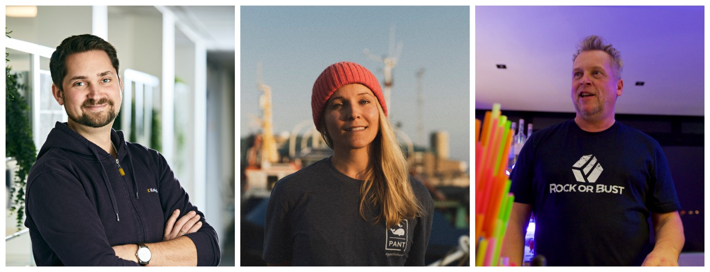 Three New Norwegian Founders Join the byFounders Collective