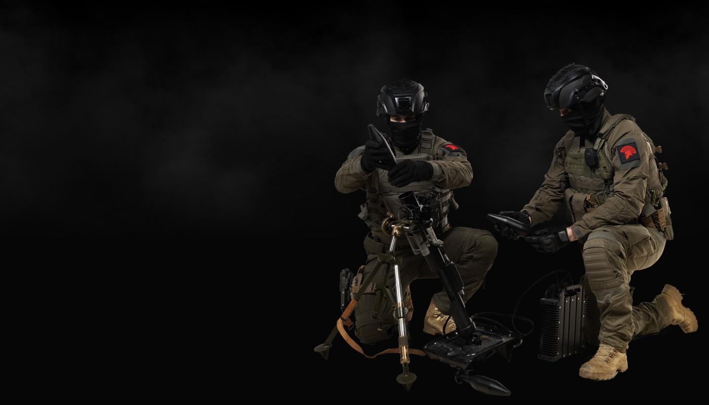 Mortar trainer