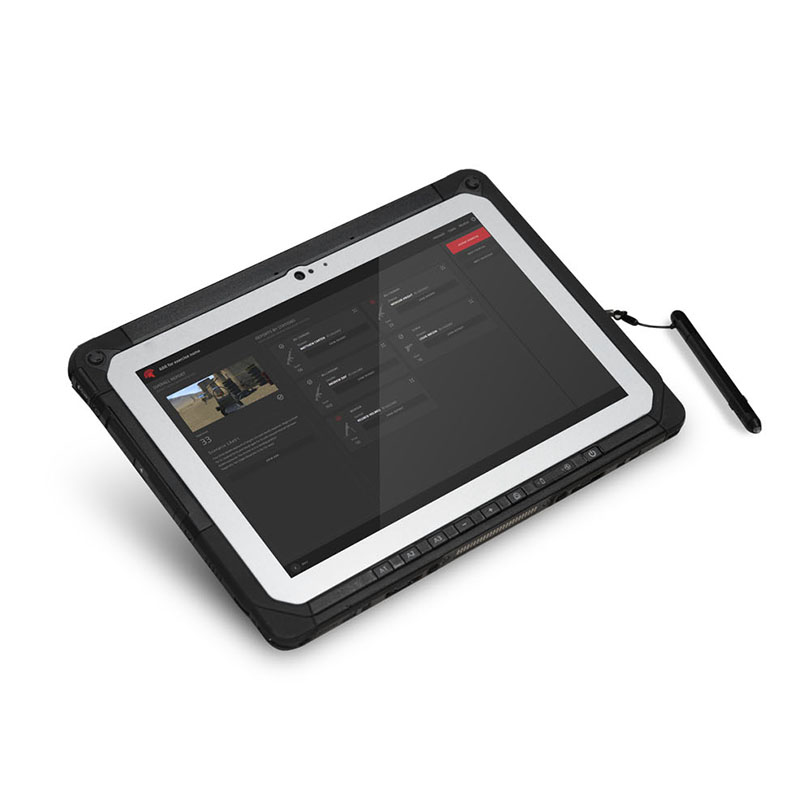 Guard tablet