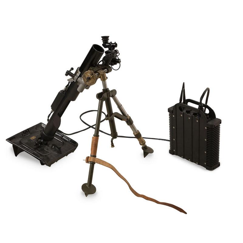 MOCT mortar replica