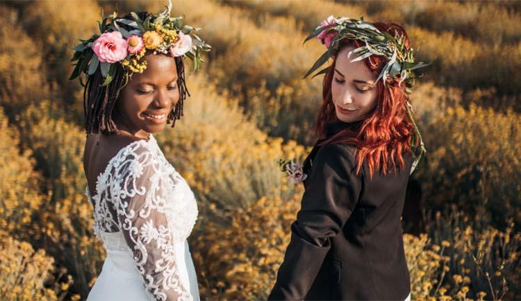 LGBTQ wedding celebrant and wedding planner uk