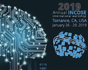 Presenting at the INCOSE International Workshop 2019