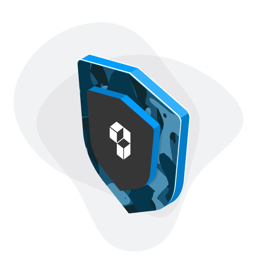 zero knowledge encryption cubbit security shield