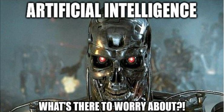 privacy avengers meme on artificial intelligence