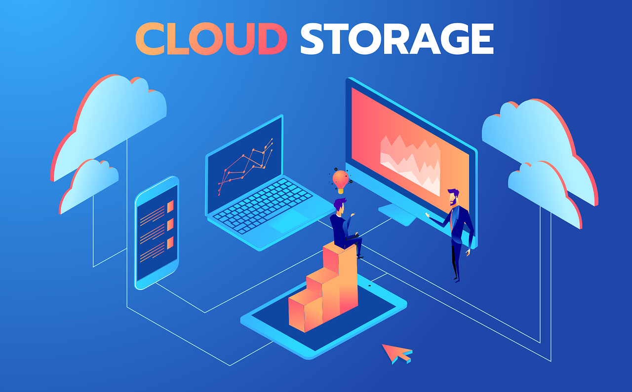 what is the importance of backup data cloud storage infographic