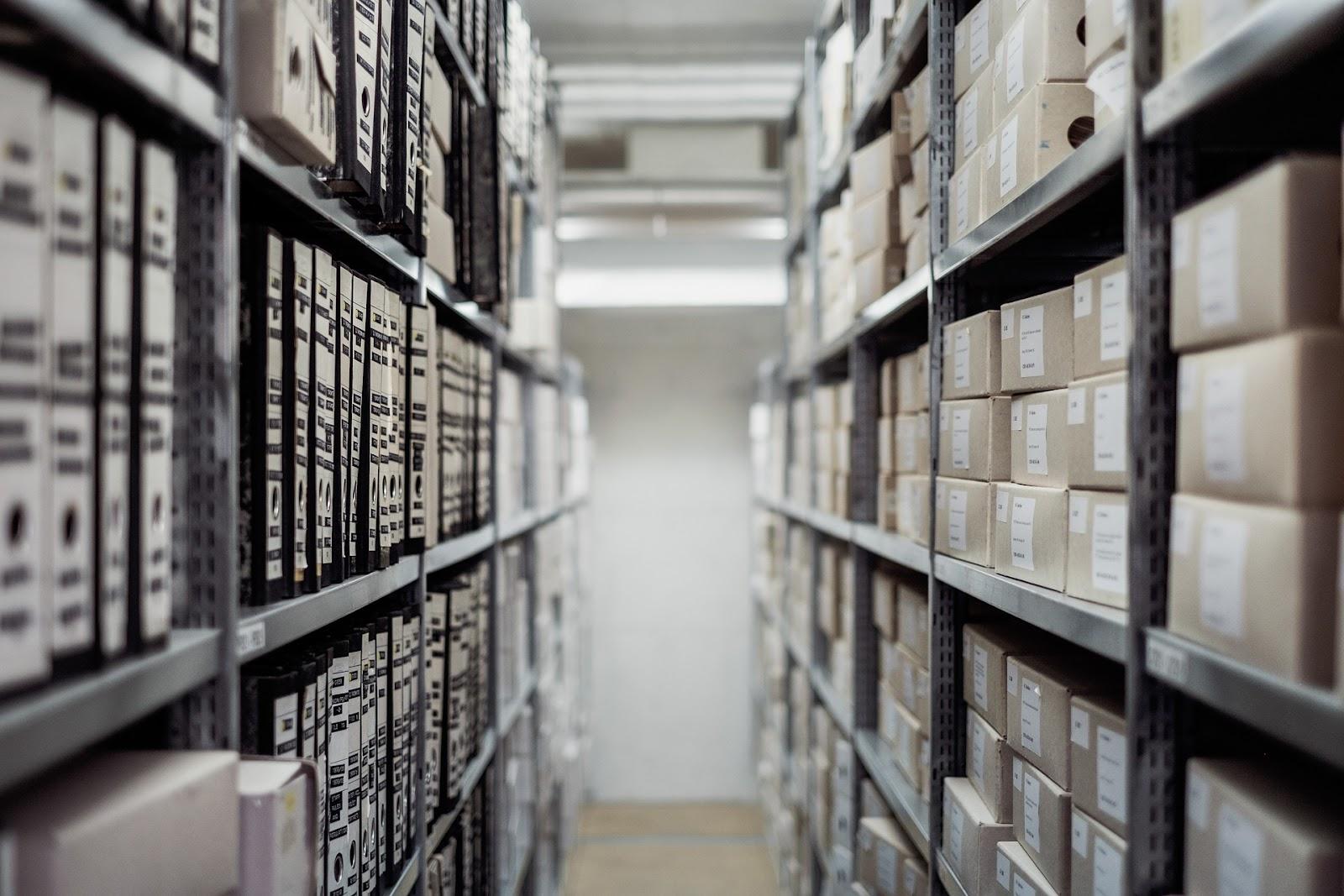 folders archive