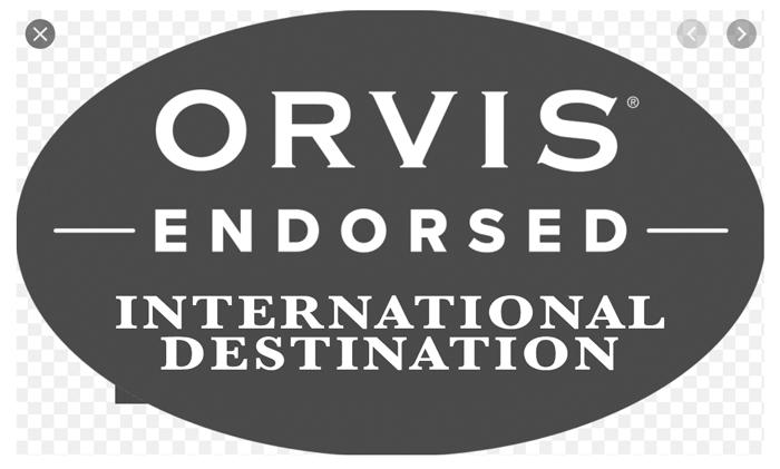 Orvis Endorsement Sierra Brava Lodges