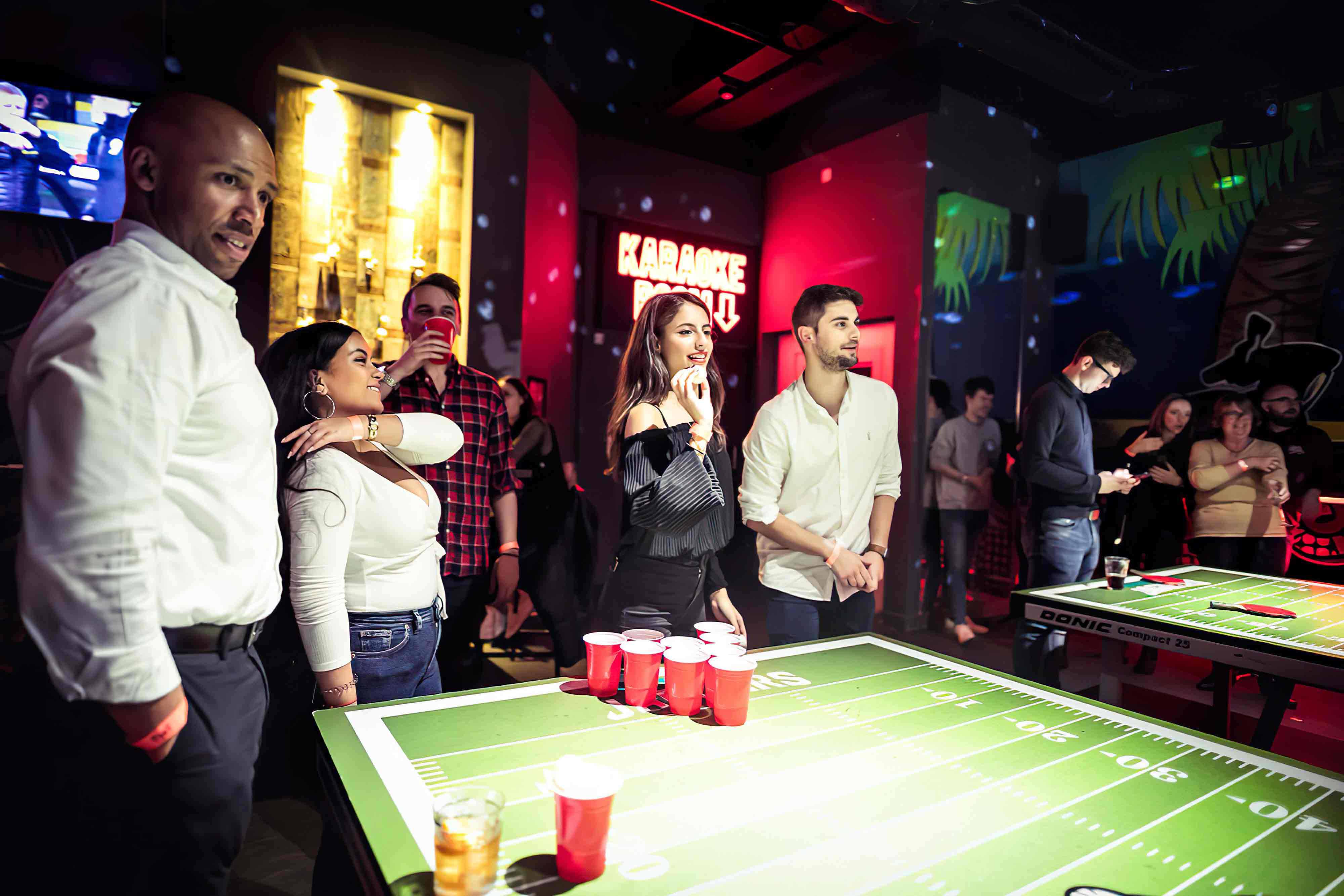Throw your next epic office party at the Bat and Ball