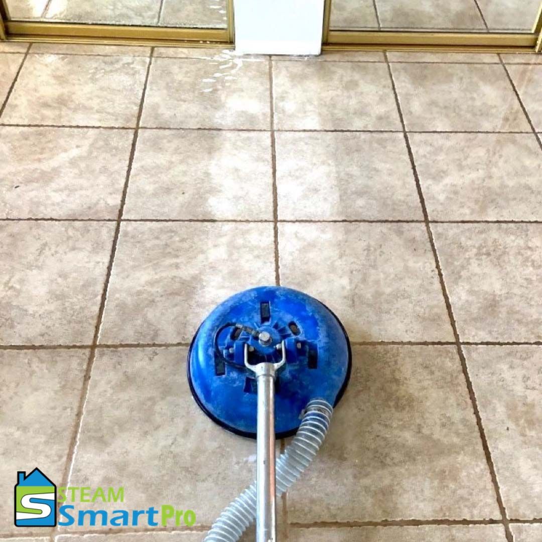 Tile and grout cleaning in Tucson, AZ