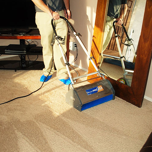 Steam Smart Pro Carpet Cleaning