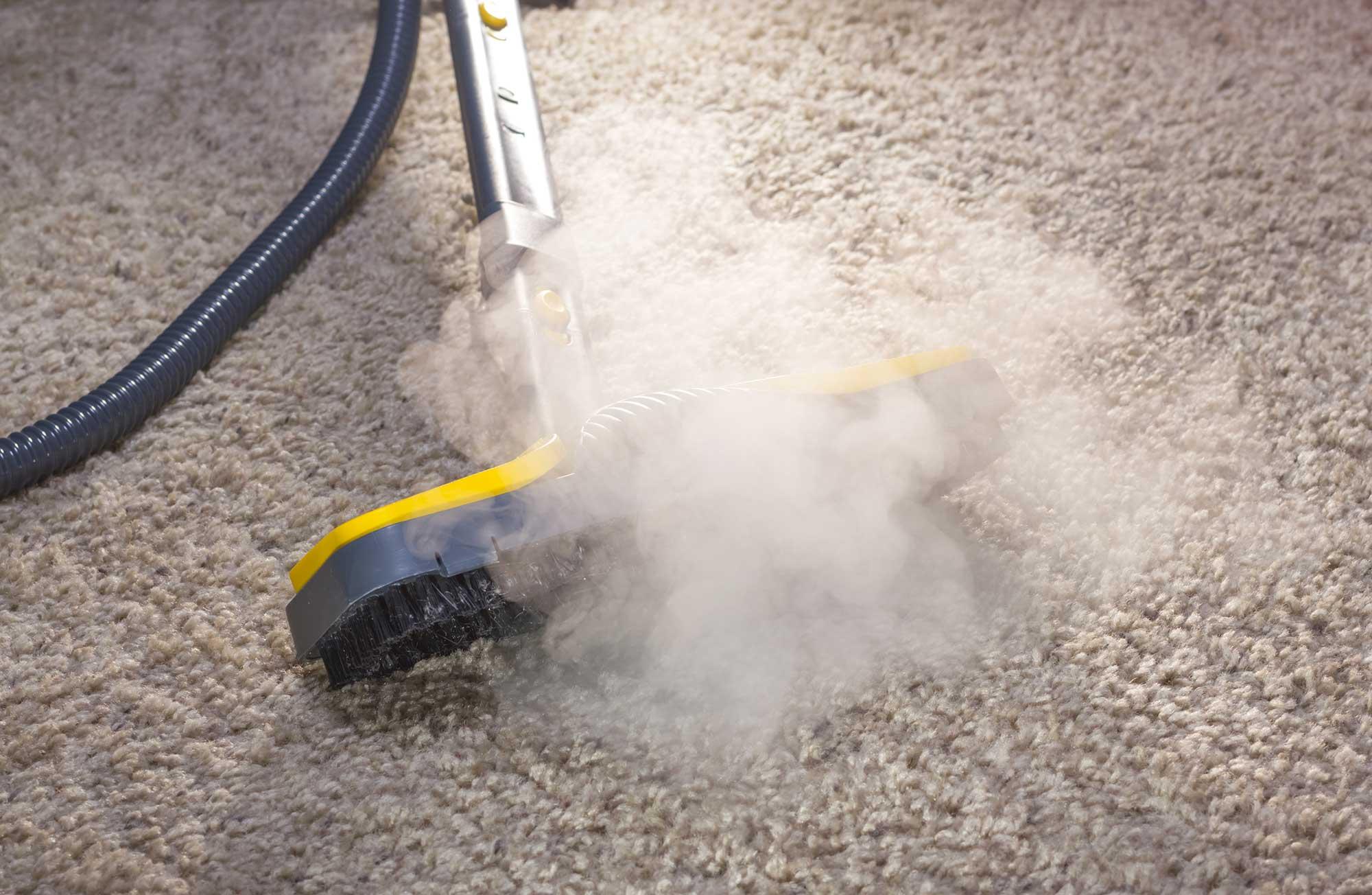 Steam carpet cleaning in Tucson, AZ