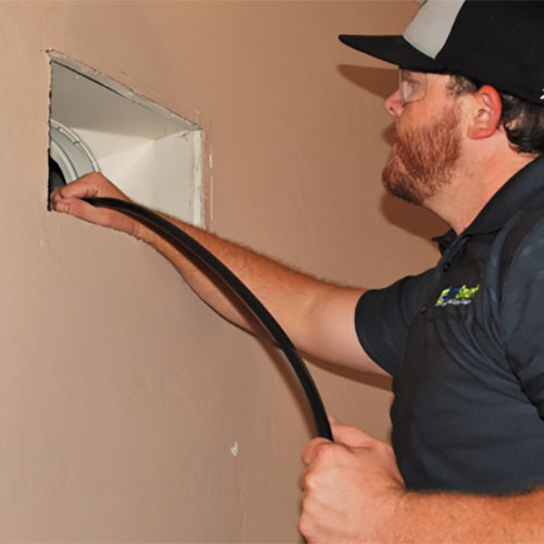 Air duct cleaning by Steam Smart Pro