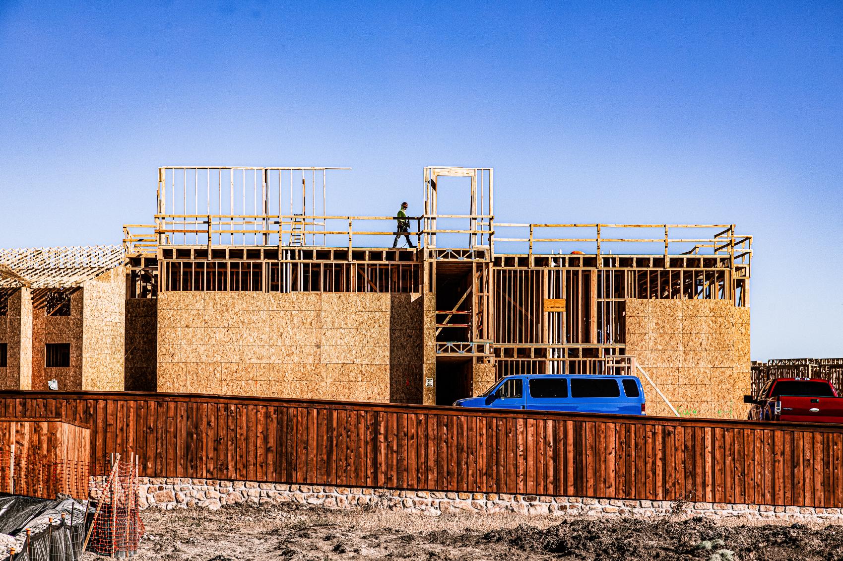 Building Site in Collin County TX