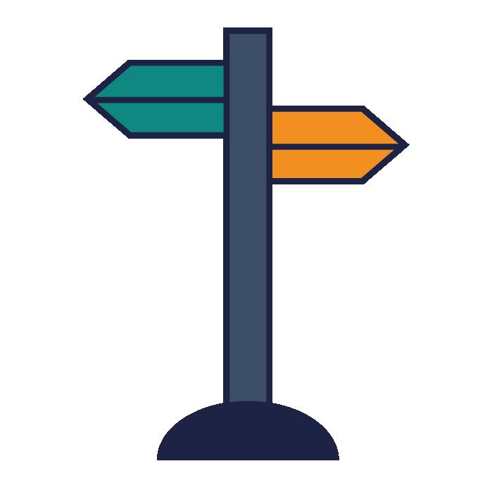 Wayfinding Icon