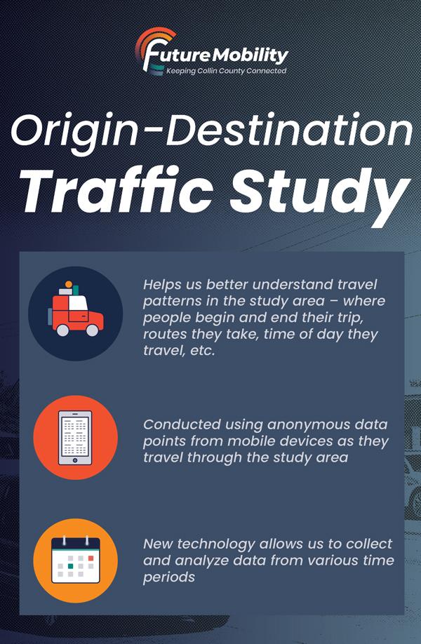 Virtual Meeting Board - Origin Destination Traffic Study